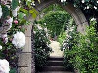Gates and gardens / Ideas for small spaces