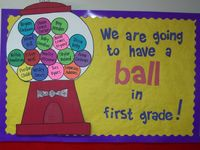 Teaching - bulletin boards