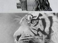 My artistic side