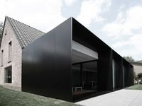 Best 52 Best Modern Metal Roof Images Metal Roof Modern House Design 640 x 480