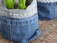 creatief met spijkerbroeken