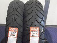 Yamaha V Star 650 Classic Xvs650 Tire Set Motorcycle Tires 130 90 16 170 80 15