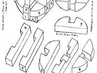 Les 52 meilleures images du tableau Wooden Puzzle