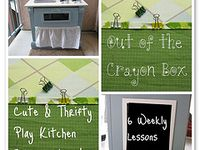 Play kitchens on pinterest play kitchens diy play kitchen and