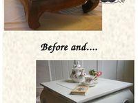 Re-purposing furniture