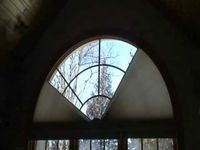 7 best images about windows on pinterest window for Motorized shades for arched windows