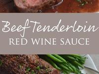 Tenderloin menu