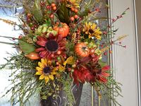 Fall Wreaths For Door