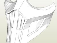 maichengxuan Mikecrack Mascarilla 3D Impreso Novetly Balaclava Bufanda el/ástica Sombreros Lindo A prueba de polvo Suave Beb/é Camping Motocicleta Novedad