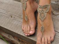 Barefoot goodness