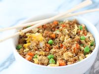 ... on Pinterest | Quinoa Fried Rice, Meatless Recipes and Quinoa Salad