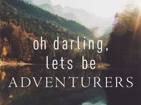 Oh the Places We Will Go, some of them over and over again....Wanderlust