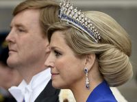 OUR King Willem Alexander and Queen Maxima, their daughters and family