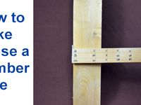 Woodworking Wood / How to Make Lumber