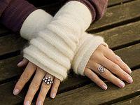 шапки митенки перчатки