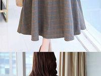 fashion baju panjang