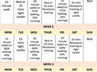 workouts  Board