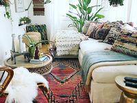 Boho room inspiration