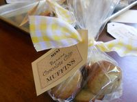 Bake Sale Displays and Packaging Ideas