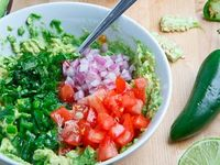 Cinco De Mayo~ on Pinterest | Baked Goat Cheese, Guacamole and Salsa