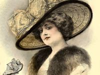 Millinery Crazy hats
