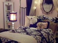 Lighted headboards for teen rooms