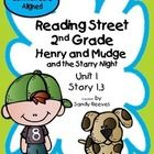 Reading Street Second Grade