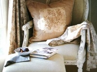 fabric and upholstered pieces