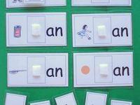 Kindergarten {Literacy Workstations}