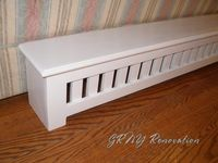 19 Best Images About Radiator Covers On Pinterest Shaker