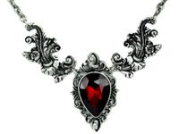 Romantic Victorian Inspired Assemblage Jewelry
