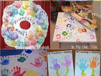 Friendship Unit for Preschool