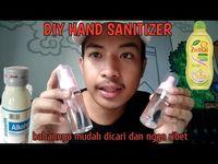 Pin Di Hand Sanitizer
