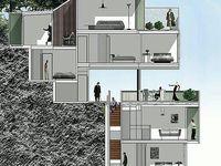 Casas e prédios