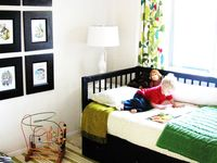 Kids Room Ideas / Get inspired by these 50+ bedroom decorating ideas for kids.