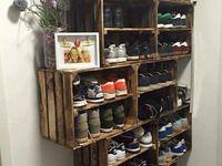 almacenaje zapatos