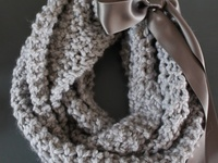 about Jewelry, Scarves & Bags on Pinterest | Girls life, No sew scarf ...