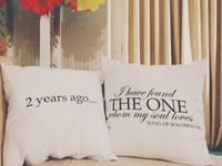 17 Best images about Second wedding anniversary on Pinterest Happy ...