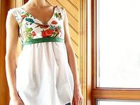 Sewing inspiration/patterns for women's clothes