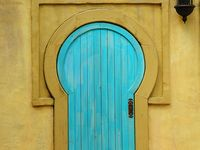 Doors, a coming, and a going.......................