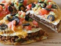 ... Blueberry Yum Yum, Mexican Pizza Recipes and Chocolate Whipped Cream
