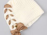 Шапочки, шарфы, снуды