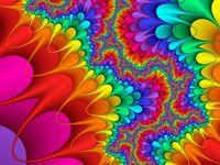 Fractal Art & Fibonacci Spirals