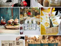 Burger Bar On Pinterest  Gourmet Burgers And Turkey Burg
