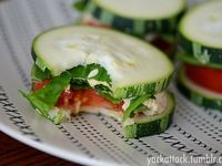 Healthy sandwiches and salads / Sandwiches and salads