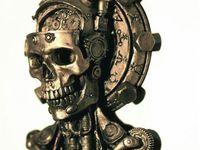 Simply my love for Skulls! Enjoy