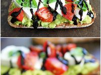 Quick, easy and tasty lunch recipes. You'll definitely enjoy these! LUNCH IDEAS  Board