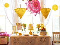 Party Ideas to use throughout the year.