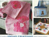 Revistas descargadas de patchwork y otras manualidades