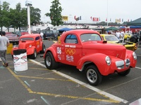 Drag Racing Willys & Gasser Cars